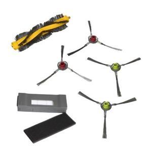 7er Set für HEPA Staubsauger Filter für Ecovacs Deebot DM80-KTA Robotic M81 DM81