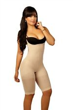 Vedette Women's Total Compression Body Shaper 705 Nude Large