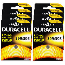 Duracell Button Cell 399/395 Sbl1 1 5v silver