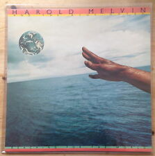 HAROLD MELVIN & THE BLUE NOTES - Reaching For The World [UK 1975 LP - Near Mint]