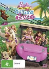 Barbie and Her Sisters In The PUPPY CHASE : NEW DVD