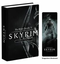 Elder Scrolls V: Skyrim Special Edition Strategy Guide(Collectors Edition Guide)