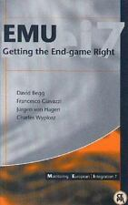 Emu: Getting the End-Game Right (Monitoring European Integration 7)-ExLibrary