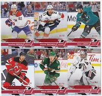 18-19 Upper Deck Overtime Jonathan Drouin /99 RED Parallel Canadiens 2018