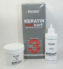 Rusk Keratin AntiCurl (Kerashine Conditioning) Resistant Formula