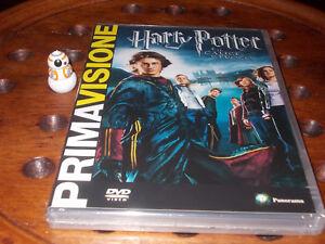 Harry Potter e il calice di fuoco  Editoriale Dvd ..... Nuovo