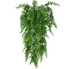 Plastic Artificial Fake Ivy Hanging Vine Plant Leaf Home Garden Wall Decor 85cm