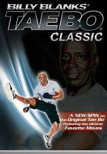 Billy Blanks Tae Bo Cardio Kickboxing EXERCISE DVD - Tae Bo Classic!