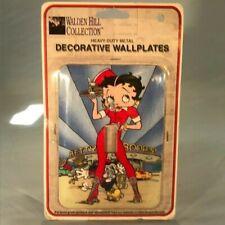 Vintage Betty Boop Wallplate