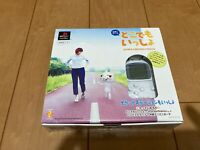Sony PocketStation PlayStation PS Dokodemo isshlo BOX and Manual Japan