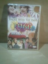 Those Were The Days - Britain In The 1960's - UK DVD - New/Sealed