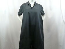 COS Women's Modernist Black A Line Layering Tunic Dress Shirt Lagenlook SZ 10