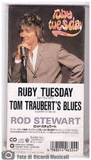 ROD STEWART - RUBY TUESDAY TOM TRAUBERT'S BLUES **MINI CD RARO**