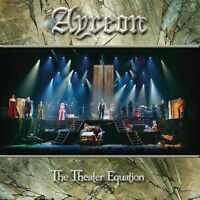 AYREON - THE THEATER EQUATION   BLU-RAY NEW+