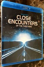 Close Encounters of the Third Kind (Blu-Ray) Like New! Spielberg Classic