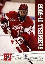 2009-10 Boston University Terriers #11 Chris Connolly