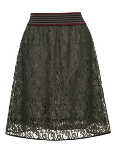 VIVE MARIA Cool Lace Skirt