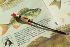 ONE (RED & YELLOW TIPPED)  LANCASHIRE, BALSA £ QUILL FLOAT
