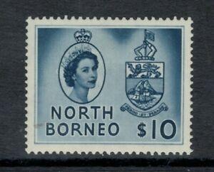 North Borneo, Scott 275 in MH Condition (CV ~ $27.50 for MNH)