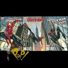 AMAZING SPIDER-MAN #1 Superior #31 & 2099 #1 J Scott CAMPBELL Variant SET Marvel