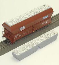 037 H0 Ladegut Fleischmann Selbstentladewagen Falns 183 5521, Lahnsplitt, OVP