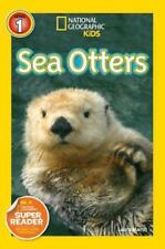 National Geographic Readers: Sea Otters by Marsh, Laura , Paperback
