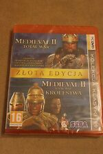 Medieval II: Total War + Medieval II: Total War (PC)  Polish & ENGLISH