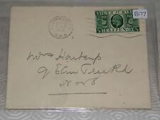 (B177) KING GEORGE V 1935 SILVER JUBILEE F.D.C