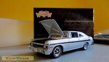 1:43 GMP 1970 Yenko Deuce Chevrolet Nova LT1 350 Silver