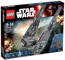 Set Nave de Combate de Kylo Ren - LEGO STAR WARS 75104 - NUEVO