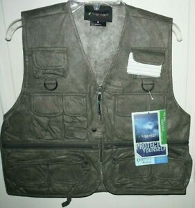 New Frogg Toggs Stone Cascades Classic Fly Fishing Vest Adult Small