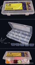 Caja clasificadora, compartimentos ajustables, tamaño mediano
