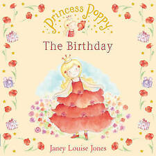 Princess Poppy: The Wedding by Janey Louise Jones (Paperback, 2010)