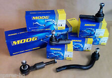 Moog Quality Track Tie Rod End LH Honda Civic Intergra CR-V CRX MG ZS Rover