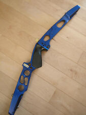 Archery: Right Hand Spigarelli Explorer I Olympic Recurve/Bare Bow Riser