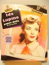 PAPER DOLLS Doll Book IDA LUPINO Filmmaker Screenplay Writer ACTRESS Clothes