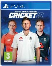 Cricket 19 (PlayStation 4, 2019)