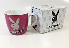 PLAYBOY PINK SQUAT COFFEE MUG IN GIFT BOX - HYPNOTIC