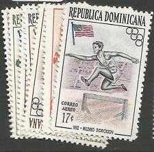 Dominican Republic SC 474-8 C97-9 MOG (7cgm)