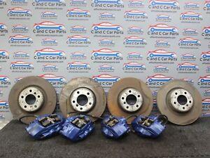 BMW 1 2 3 4 Series Brembo Brake Caliper & Disc Set Front & Rear 340mm  17/9/21