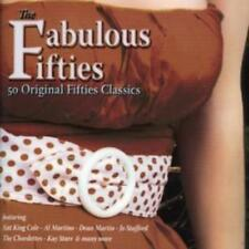 Various Artists : Fabulous Fifties CD (2008) ***NEW***
