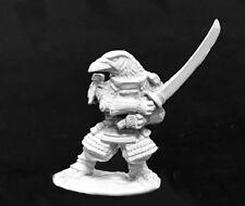 Tengu Warrior Reaper Miniatures Dark Heaven Legends Birdman Kenku O-yoroi Melee