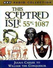 """This Sceptred Isle 55BC-1087AD"" BBC Audio Classic Romans Vikings Danes Celts"
