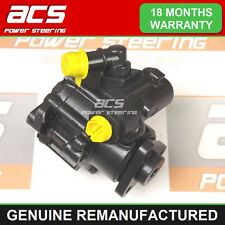 AUDI A6 C6 2.4 2004 TO 2009 GENUINE RECONDITIONED POWER STEERING PUMP