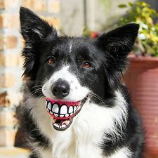 Smile Dog Ball Toy