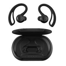 JLab Epic Air Wireless Sport Earbud Headphones ‑ Black - In Retail Packaging