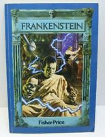 1984 FRANKENSTEIN Fisher-Price VG Marvel Classic Comics Reprint TPB Graphic Nov