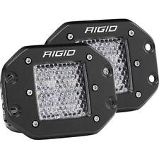 Rigid Industries 212513 D-Series Pro Diffused Light Flush Mount 4 White LED