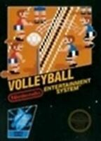 Volleyball - Nitnendo NES Game Authentic