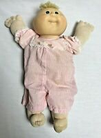 Cabbage Patch Kids Preemies 1987 Pink Outfit Papers Coleco Vintage 1978, 1982